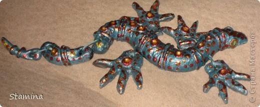 Ящерка, которая мечтала стать драконом.. фото 3