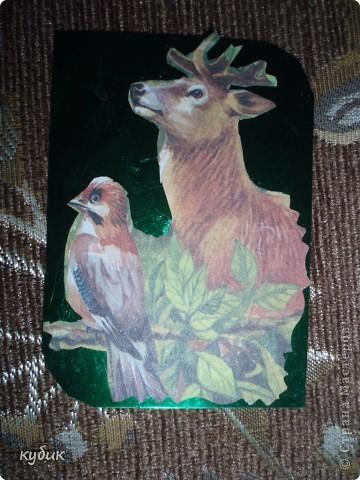 А эти две карточки сделал Артуша!!!!!!!!!!!!!!!!!Девочки карточки тоже для обмена фото 2