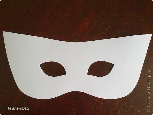 Вот такую маску мы с вами будем сегодня делать) фото 3