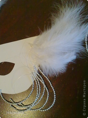 Вот такую маску мы с вами будем сегодня делать) фото 7