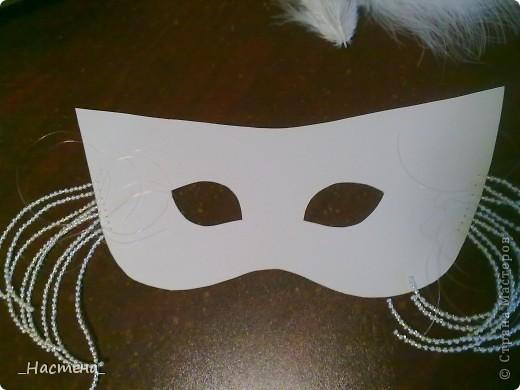 Вот такую маску мы с вами будем сегодня делать) фото 11