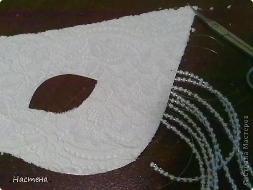 Вот такую маску мы с вами будем сегодня делать) фото 13