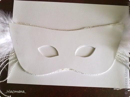 Вот такую маску мы с вами будем сегодня делать) фото 20