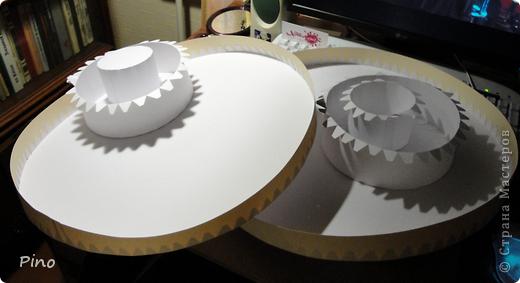 Это (наверное никто не догадается) заготовки для торта из бонбоньерок. Замечательная идея принадлежит Татьяне62 ( http://stranamasterov.ru/node/160727 ) фото 10