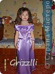 это платье я сшила старшей дочери на выпускной в детский сад фото 1