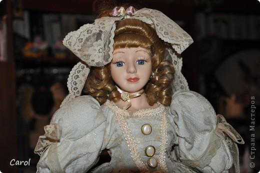 Это датская кукла Марта. Высота 64 см. № 140 в Скандинавской коллекции фото 2