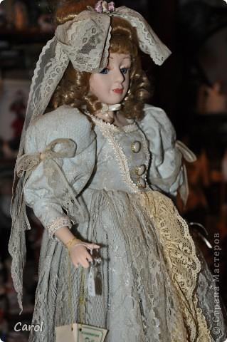 Это датская кукла Марта. Высота 64 см. № 140 в Скандинавской коллекции фото 3