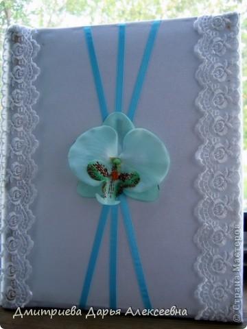 Фотоальбом для свадебного фото