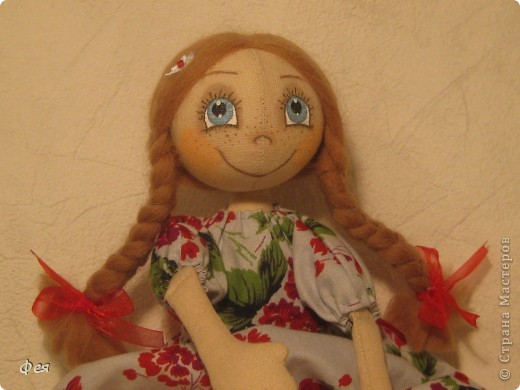 Вот такая Тонечка родилась  :) фото 8