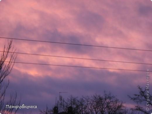 А еще я очень люблю снимать небо. Эта стихия меня завораживает. Небо над нашим храмом всегда разное. фото 14