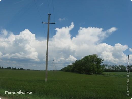 А еще я очень люблю снимать небо. Эта стихия меня завораживает. Небо над нашим храмом всегда разное. фото 9