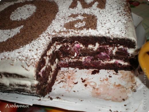 Торт-повторюшка, но на свой лад:)) фото 3