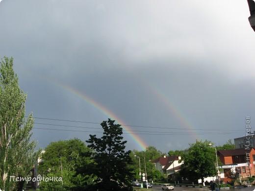 А еще я очень люблю снимать небо. Эта стихия меня завораживает. Небо над нашим храмом всегда разное. фото 6