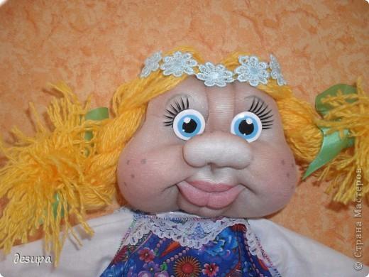 моя девчушка-повторюшка по Ликме. фото 3