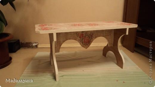 вот такой формы столик фото 1