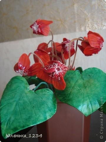 Никак не могу подобрать цвет листьев(((( может кто подскажет как добиться натурального цвета листочков?? фото 3