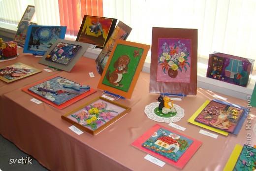 """В конце года в ЦВР """"Эврика"""" проходила выставка детских работ. Как и обещала, показываю Вам. Это часть работ из пластилина педагог Володина Е.В.( в следующем репортаже покажу пластилиновые работы к Пасхе) фото 2"""