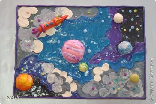 """В конце года в ЦВР """"Эврика"""" проходила выставка детских работ. Как и обещала, показываю Вам. Это часть работ из пластилина педагог Володина Е.В.( в следующем репортаже покажу пластилиновые работы к Пасхе) фото 9"""