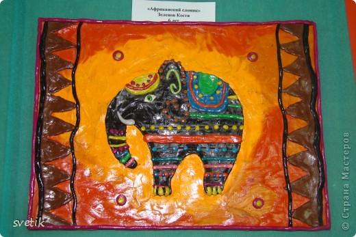 """В конце года в ЦВР """"Эврика"""" проходила выставка детских работ. Как и обещала, показываю Вам. Это часть работ из пластилина педагог Володина Е.В.( в следующем репортаже покажу пластилиновые работы к Пасхе) фото 12"""