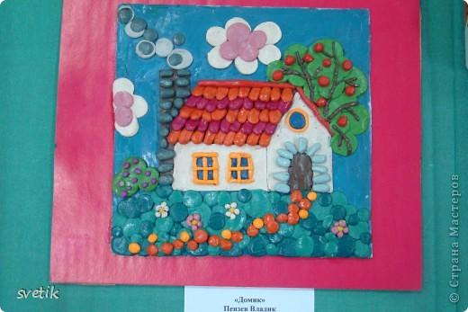 """В конце года в ЦВР """"Эврика"""" проходила выставка детских работ. Как и обещала, показываю Вам. Это часть работ из пластилина педагог Володина Е.В.( в следующем репортаже покажу пластилиновые работы к Пасхе) фото 15"""