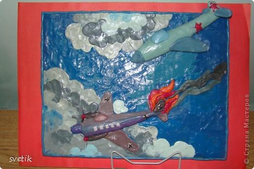 """В конце года в ЦВР """"Эврика"""" проходила выставка детских работ. Как и обещала, показываю Вам. Это часть работ из пластилина педагог Володина Е.В.( в следующем репортаже покажу пластилиновые работы к Пасхе) фото 8"""