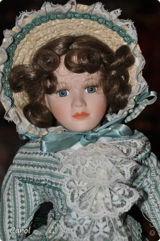 """Это Лючия. Как и кукла Элинор, она из коллекции """"Леонардо"""". фото 1"""