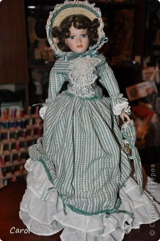 """Это Лючия. Как и кукла Элинор, она из коллекции """"Леонардо"""". фото 3"""