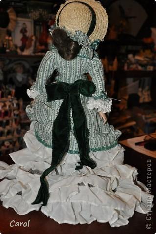 """Это Лючия. Как и кукла Элинор, она из коллекции """"Леонардо"""". фото 5"""