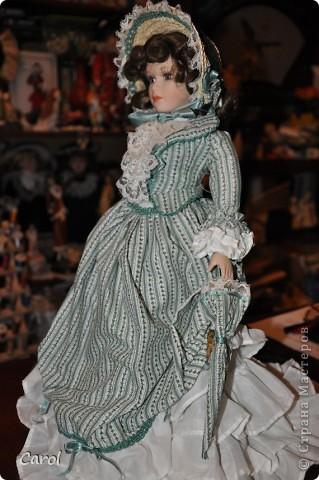 """Это Лючия. Как и кукла Элинор, она из коллекции """"Леонардо"""". фото 4"""