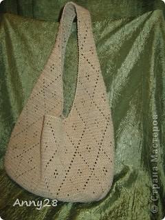 Летняя сумка и мини-декор шлепок. фото 3