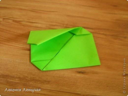 Вот такой конверт мы будем собирать. фото 10