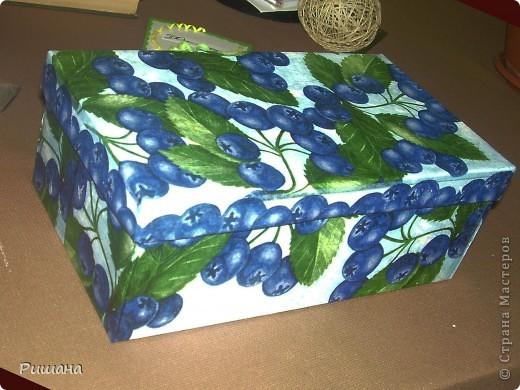 коробочка для ватных палочек фото 2