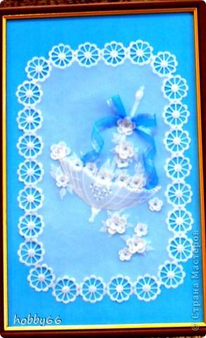 Зонтик пергамано. фото 1