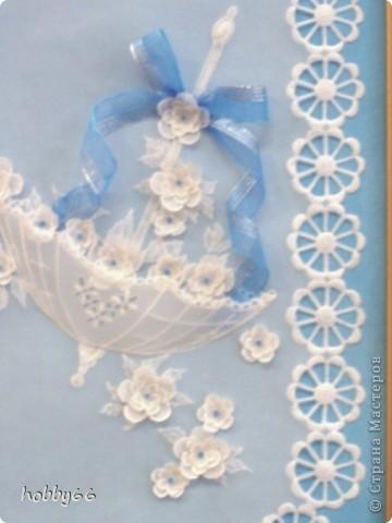 Зонтик пергамано. фото 2