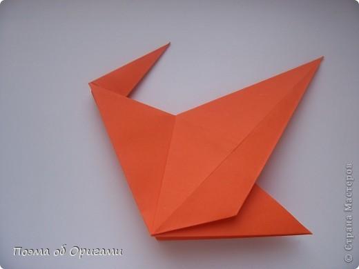 Птичий двор был излюбленной темой в живописи начала ХХ века. В начале ХХI-го века до него добралось и оригами. Все фигурки складываются очень просто и под силу даже маленьким деткам. фото 12