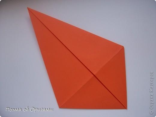 Птичий двор был излюбленной темой в живописи начала ХХ века. В начале ХХI-го века до него добралось и оригами. Все фигурки складываются очень просто и под силу даже маленьким деткам. фото 4