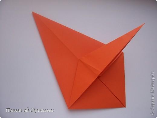 Птичий двор был излюбленной темой в живописи начала ХХ века. В начале ХХI-го века до него добралось и оригами. Все фигурки складываются очень просто и под силу даже маленьким деткам. фото 5