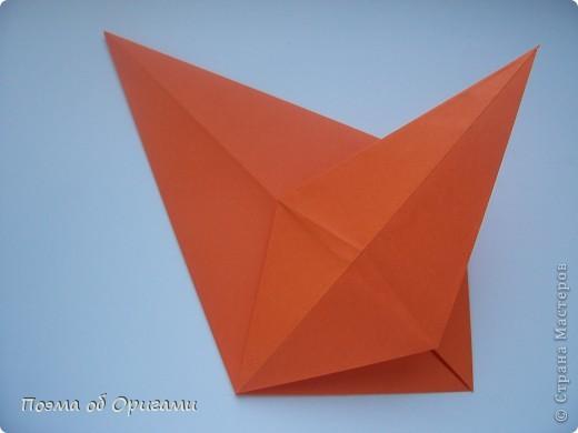 Птичий двор был излюбленной темой в живописи начала ХХ века. В начале ХХI-го века до него добралось и оригами. Все фигурки складываются очень просто и под силу даже маленьким деткам. фото 6