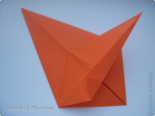 Птичий двор был излюбленной темой в живописи начала ХХ века. В начале ХХI-го века до него добралось и оригами. Все фигурки складываются очень просто и под силу даже маленьким деткам. фото 7