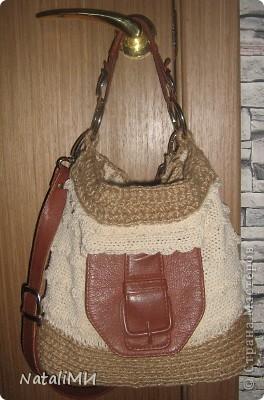 Летняя сумочка фото 1