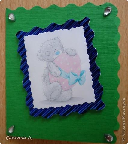Для лучшего качества печати медвежат распечатывала на фотобумаге, т.к. принтер стуйный. фото 1