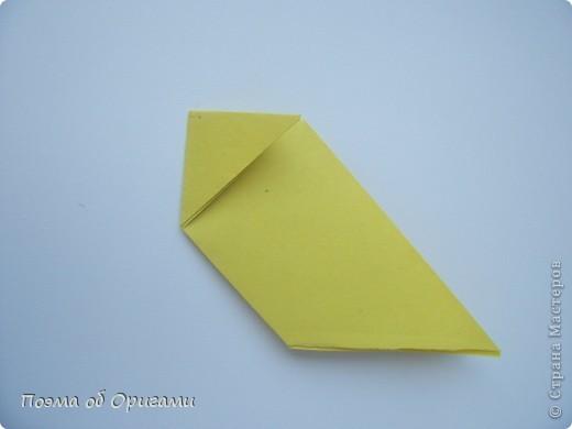 Птичий двор был излюбленной темой в живописи начала ХХ века. В начале ХХI-го века до него добралось и оригами. Все фигурки складываются очень просто и под силу даже маленьким деткам. фото 25