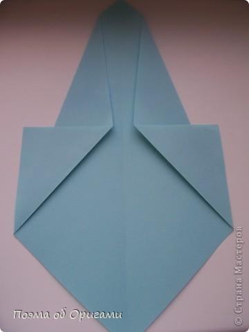 Птичий двор был излюбленной темой в живописи начала ХХ века. В начале ХХI-го века до него добралось и оригами. Все фигурки складываются очень просто и под силу даже маленьким деткам. фото 38