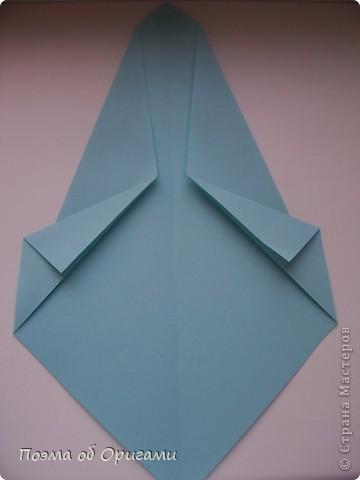 Птичий двор был излюбленной темой в живописи начала ХХ века. В начале ХХI-го века до него добралось и оригами. Все фигурки складываются очень просто и под силу даже маленьким деткам. фото 39