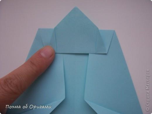 Птичий двор был излюбленной темой в живописи начала ХХ века. В начале ХХI-го века до него добралось и оригами. Все фигурки складываются очень просто и под силу даже маленьким деткам. фото 41