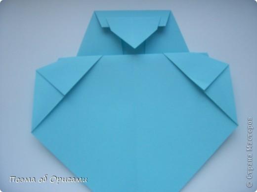 Птичий двор был излюбленной темой в живописи начала ХХ века. В начале ХХI-го века до него добралось и оригами. Все фигурки складываются очень просто и под силу даже маленьким деткам. фото 46