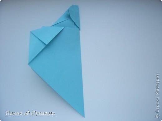 Птичий двор был излюбленной темой в живописи начала ХХ века. В начале ХХI-го века до него добралось и оригами. Все фигурки складываются очень просто и под силу даже маленьким деткам. фото 50