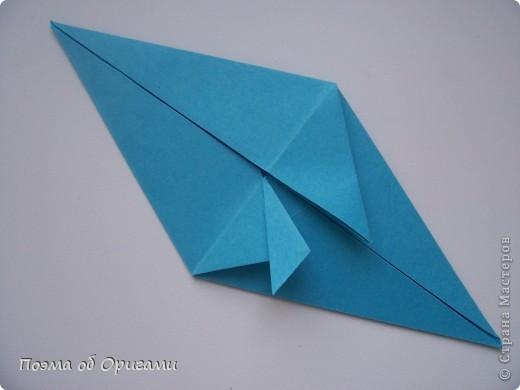 Птичий двор был излюбленной темой в живописи начала ХХ века. В начале ХХI-го века до него добралось и оригами. Все фигурки складываются очень просто и под силу даже маленьким деткам. фото 57