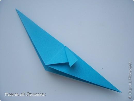 Птичий двор был излюбленной темой в живописи начала ХХ века. В начале ХХI-го века до него добралось и оригами. Все фигурки складываются очень просто и под силу даже маленьким деткам. фото 58