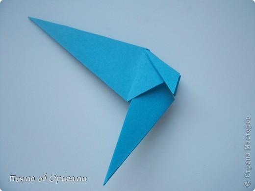 Птичий двор был излюбленной темой в живописи начала ХХ века. В начале ХХI-го века до него добралось и оригами. Все фигурки складываются очень просто и под силу даже маленьким деткам. фото 59